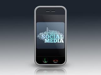 "Smartphone ""Social Media"""