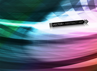 abstract futuristic background illustration