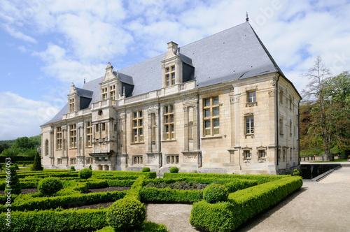 """""""Château du Grand Jardin à Joinville"""" photo libre de ..."""
