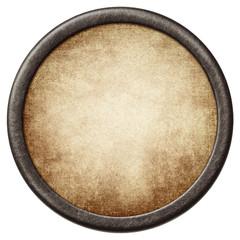 Fototapete - Metal plate