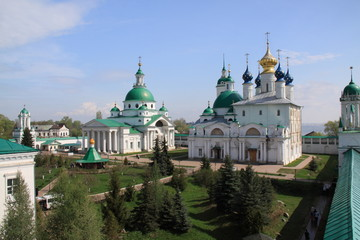 Rostov's Churches. Monastery. #1