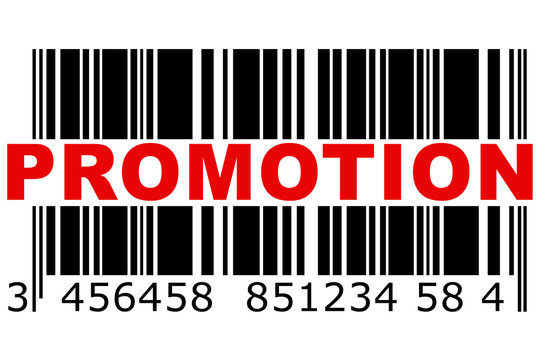 promotion code barre