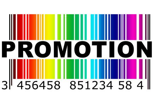 promotion code couleur