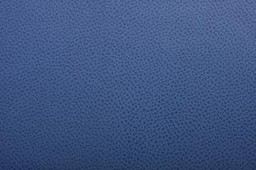 Blaues Leder Oberfläche