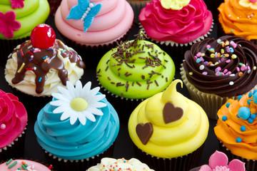 Wall Mural - Cupcakes