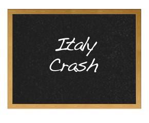 Italy crash.