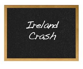 Ireland crash.
