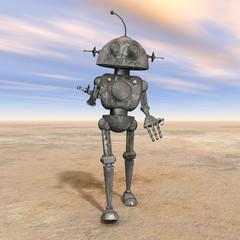 Roboter auf Tuchfühlung