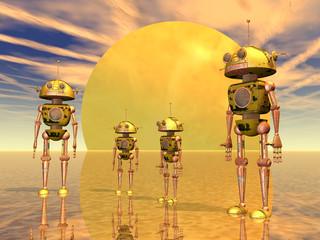 Family Robots