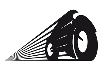Fotomurales - Motorrad Logo