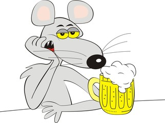 mice and beer