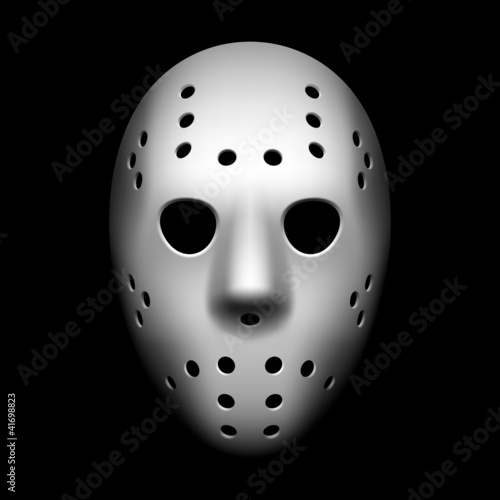 Hockey Mask Stock Image And Royalty Free Vector Files On Fotolia