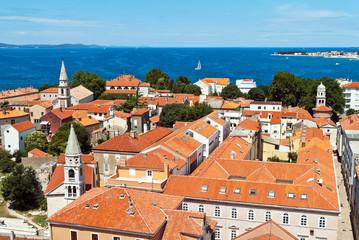 Kroatien Zadar Altstadt