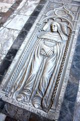 Wall Mural - Pise - Tombe dans le Camposanto