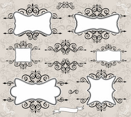 frames ornaments