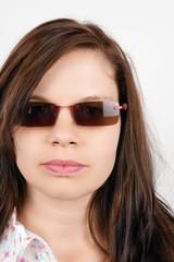 frau mit sonnenbrille #2