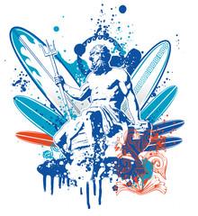 Poseidon, Neptune