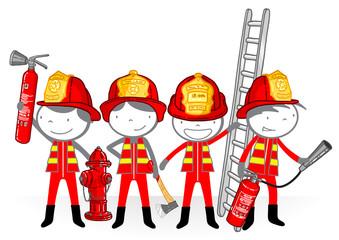 pompier 10