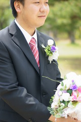 結婚おめでとう!!
