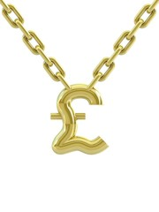 Pound sign with chain