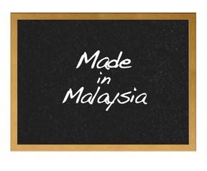 Made in Malaysia.