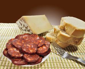 Gastronomía típica Castellana.