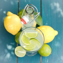 Limonade, Zitrusfrüchte