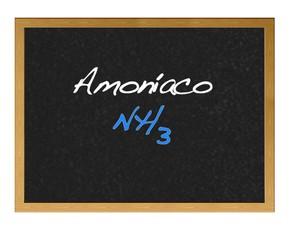 Ammonia.