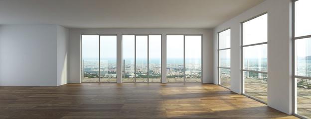 Wohndesign - Appartment mit Meerblick