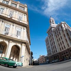 Foto op Aluminium Cubaanse oldtimers La Havane, Cuba