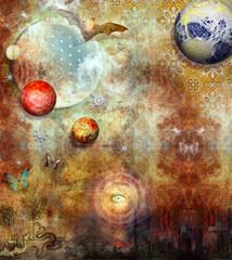 Wall Murals Imagination Infinity