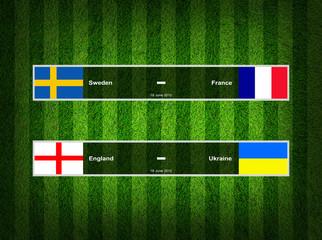 Match Day - 19 June 2012 ,euro 2012 ,Grass Background