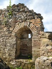 Ruinen bei Side, Türkei