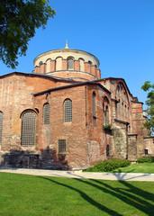 Hagia Irene church in Istanbul, Turkey