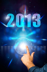 Zeitreise ins Jahr 2013