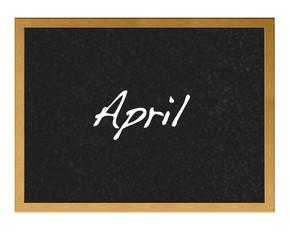 April.