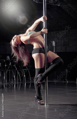 Naked lesbians gogo dancing