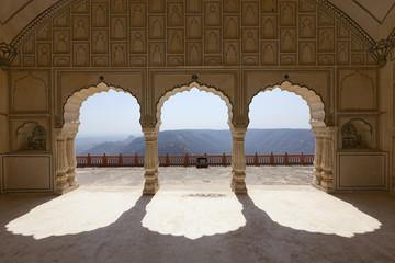 Keuken foto achterwand India Bala Quila (Alwar Fort), Alwar, Rajasthan, India