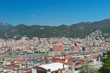 Panorama di Salerno