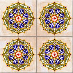 Islamic Tiles 03