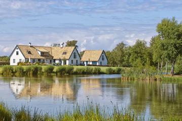 Swedish lakehouse