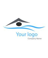 logo swimmers