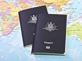Australian Passports