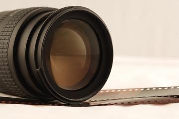 Obiettivo e pellicola