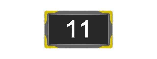 Nombre 11.08