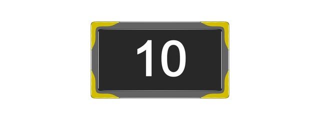 Nombre 10.08