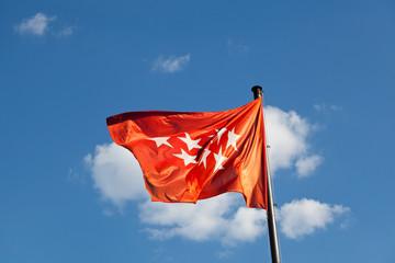 Madrid Region Flag