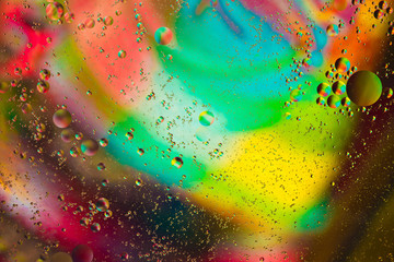 Abstract water color background №001