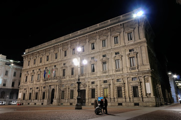 Piazza della Scala milano
