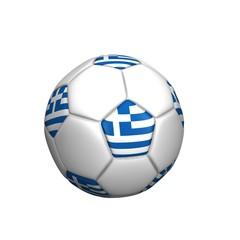 balón bandera grecia